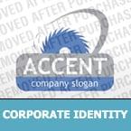 Corporate Identity Template 33919