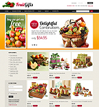 Agriculture VirtueMart  Template 33941