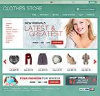 Fashion osCommerce  Template 33971