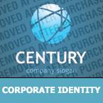 Corporate Identity Template 34094