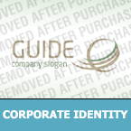 Corporate Identity Template 34096