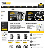 Cars VirtueMart  Template 34100