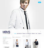 Fashion ZenCart  Template 34110