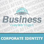Corporate Identity Template 34147