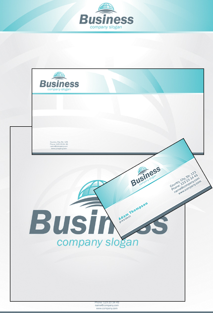 Corporate Identity 34147 Screenshot