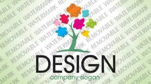 Logo Template 34154 Screenshot