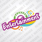 Entertainment Logo  Template 34160