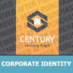 Corporate Identity Template 34180