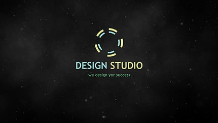 Web Design After Effects Logo Reveal AE Intro Screenshot