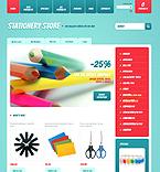 ZenCart  Template 34201