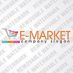 Store Shop Logotype Template (cdr 12 Psd) 34270