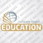 Education Logo  Template 34274