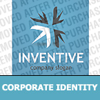 Corporate Identity Template 34280