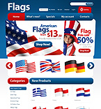 Politics osCommerce  Template 34294