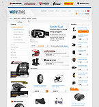 Cars osCommerce  Template 34295