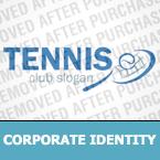 Sport Corporate Identity Template 34343