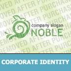 Corporate Identity Template 34351