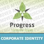 Corporate Identity Template 34514