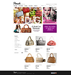 Fashion osCommerce  Template 34520