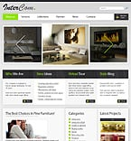 Furniture Drupal  Template 34524