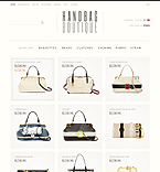 Fashion ZenCart  Template 34561