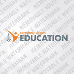 Education Logo  Template 34578