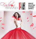 Fashion Facebook Flash  Template 34591