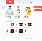 Fashion VirtueMart  Template 34598