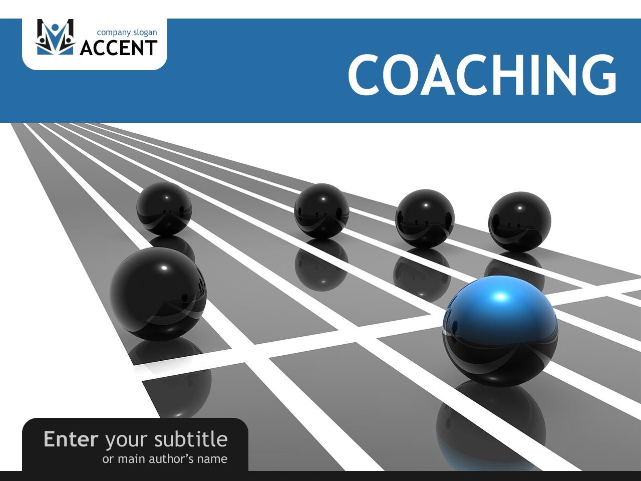 管理咨询公司PowerPoint 模板 #34511