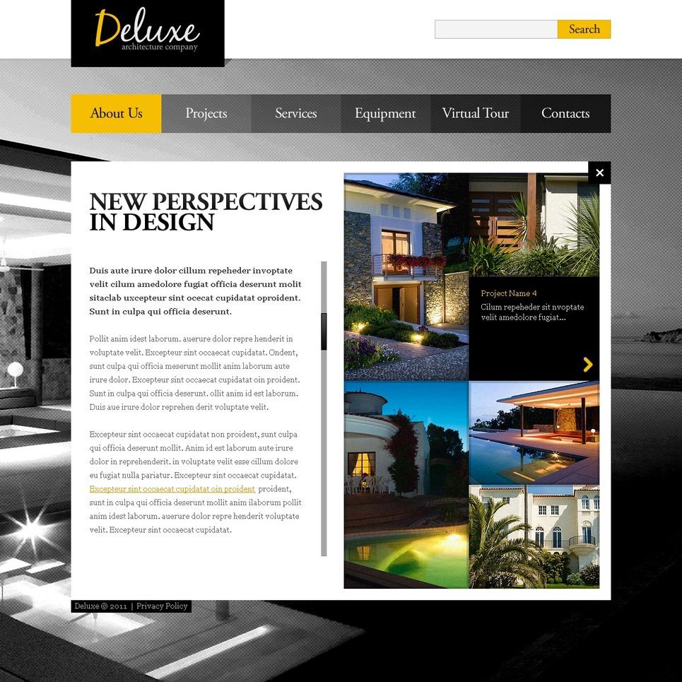 Mod le web 34613 pour site de d coration de la maison - Site pour decoration maison ...