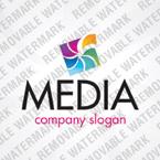 Media Logo  Template 34777