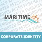Sport Corporate Identity Template 34781