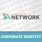 Corporate Identity Template 34782