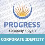 Corporate Identity Template 34788