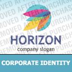Corporate Identity Template 34789
