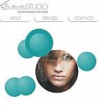 Art & Photography Facebook Flash CMS  Template 34809