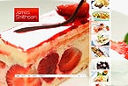 Food & Drink Silverlight  Template 34855