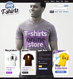 Fashion VirtueMart  Template 34874