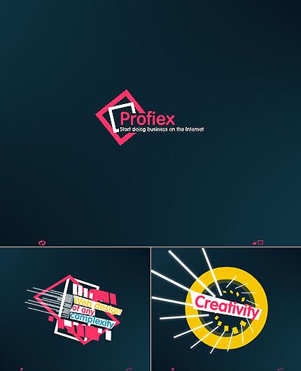 Design studio flash intro template 34816 design studio flash intro template pronofoot35fo Choice Image