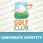 Sport Corporate Identity Template 34924