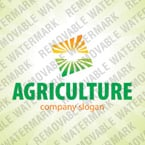 Agriculture Logo  Template 34928