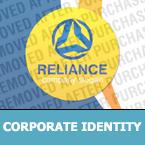 Corporate Identity Template 34941