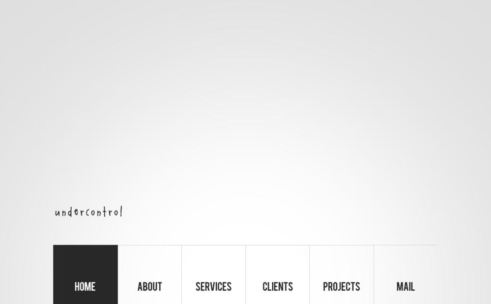 Flash CMS šablona Správcovské společnosti New Screenshots BIG