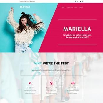 Create Fashion Website | Fashion Templates | MotoCMS