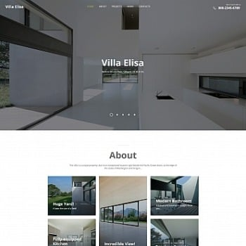 Real Estate HTML Template For Agents And Property Management Companies  Image #68012