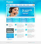Art & Photography Turnkey Websites 2.0 Template 35100