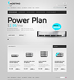 Web Hosting ZenCart  Template 35147