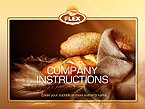 Food & Drink PowerPoint  Template 35158