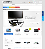 Electronics PrestaShop Template 35167