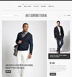 Fashion osCommerce  Template 35169